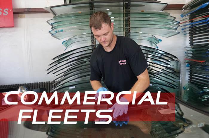 Fixing Commercial Fleet Windshield